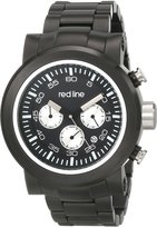 Redline Red Line Men's RL-50050-BB-11-SA Torque Sport Analog Display Japanese Quartz Watch