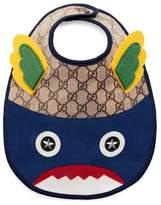 Gucci Baby fish motif bib