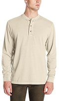 Woolrich Men's Bannock Sueded Henley Shirt