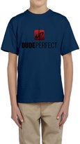 Hera-Boom Boys And Girls YouTube DP Dude Perfect Trick Shots Logo T-shirts