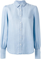Frame button-down shirt - women - Lyocell - L