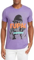 Bravado Tupac Shut It Short Sleeve Tee