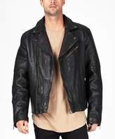 Lee Outsider Jacket Black Leather