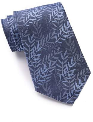 Calvin Klein Jungle Grass Silk Tie