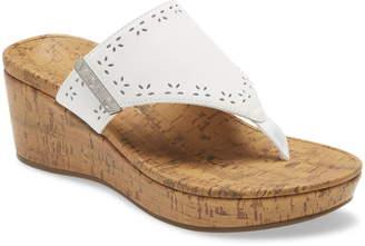 Vionic Anitra Platform Wedge Slide Sandal