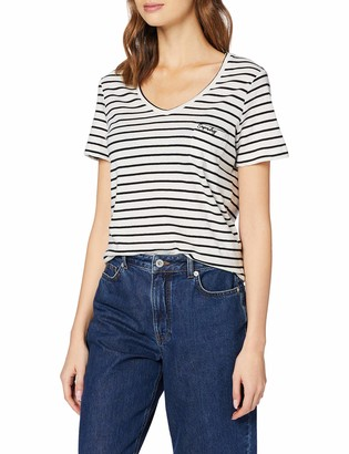 Superdry Women's Ol Essential Vee Tee T-Shirt