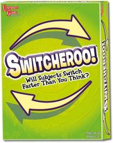 University Games Switcharoo Game
