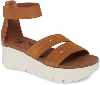 OTBT Montauk Platform Sandal