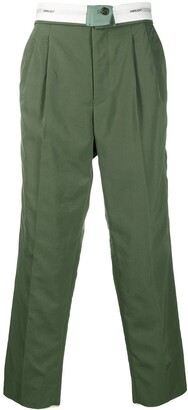 Ambush Folded Loose Trousers