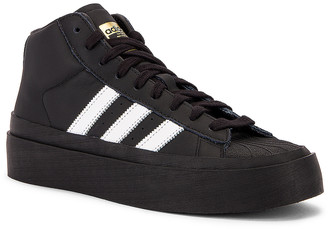 adidas x 424 Pro Model in Black & White | FWRD
