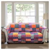 Nobrand No Brand Misha Furniture Protectors Navy Loveseat