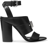 McQ by Alexander McQueen Alibi embellished leather sandals
