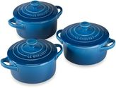 Le Creuset Mini Cocottes in Marseille (Set of 3)