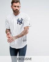 Majestic Mlb New York Yankees Baseball Replica Jersey