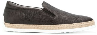 Tod's Flat Design Loafers