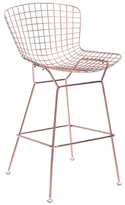 ZUO Wire Bar Chairs (Set of 2)