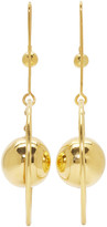 Prim By Michelle Elie Gold Loy 20 Earrings