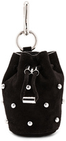 Alexander Wang Mini Roxy Studs Key Chain