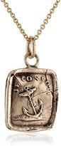 Pyrrha 14k Gold Peace of Mind Talisman Necklace