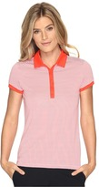 Nike Victory Stripe Polo Women's Short Sleeve Pullover
