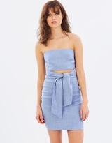 Bec & Bridge Wilda Strapless Dress