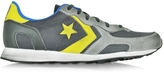 Converse Limited Edition Auckland Racer Ox Storm Gray Mesh and Suede Men's Sneaker