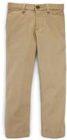 Ralph Lauren Classic Khaki Suffield Chino Pants - Toddler & Boys