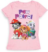 Freeze Light Pink 'PAW Patrol' Tee - Girls