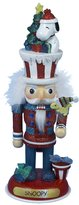 Kurt Adler PN6133L Peanuts/Hollywood Nutcrackers Snoopy Hollywood Nutcracker, 12-Inch
