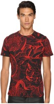Just Cavalli Slim Fit Rock Romance Printed T-Shirt Men's T Shirt