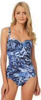 Billabong Havana Tankini Top Blue