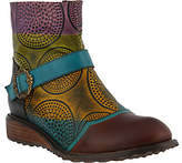 Spring Step L'Artiste by Leather Boots- Herietta