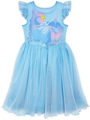 Disney Cinderella Deluxe Nightshirt for Girls