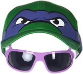 Nickelodeon Turtles Donatello Hat with Sunglasses - Green-OS