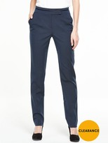 Very Petite Mix And Match Slim Leg Trouser