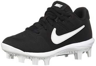Nike Boys' Alpha Huarache Varsity Low MCS (BG) Baseball Shoe