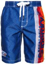Superdry CALI Swimming shorts richest navy screziato