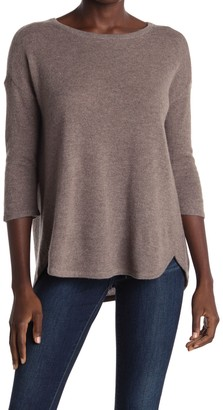 Griffen Cashmere Boatneck Cashmere Sweater