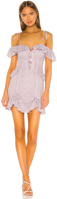 Majorelle Stanley Mini Dress