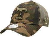 New Era Women's Camo Tennessee Volunteers Trucker 9TWENTY Adjustable Hat