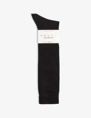 Falke Softmerino knee-high socks