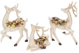 Mark Roberts Old Fashion Reindeer - Set of 3
