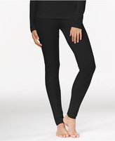 Cuddl Duds Softwear Lace Leggings