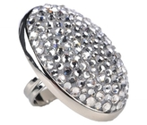 Tarina Tarantino Iconic Crystal Pave Mode Ring