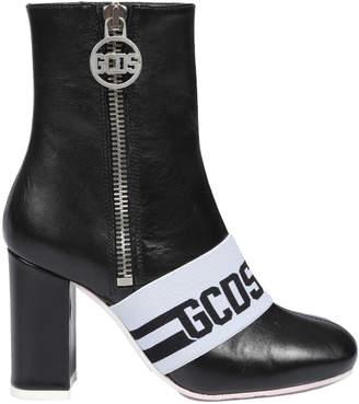 GCDS Logo Boots