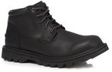 Caterpillar Black 'doubleday' Chukka Boots