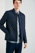 Jack Wills Speyview Quilted Car Jacket