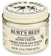 Burt's Bees Almond Milk Beeswax Hand Creme, 57g