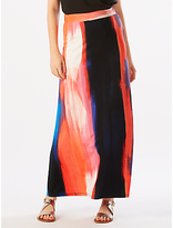 Phase Eight Leona Print Maxi Skirt, Multi