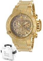 Invicta Women's 14597 Jason Taylor Analog Swiss-Quartz Gold Watch
